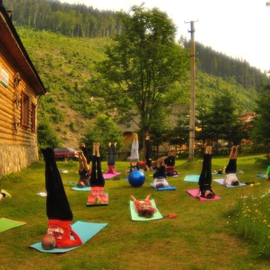 йога-табір