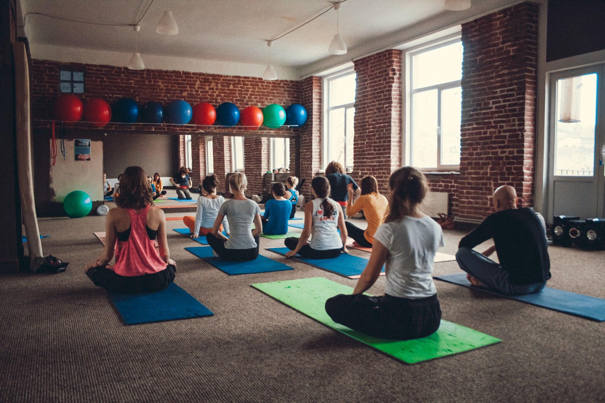 йога студія